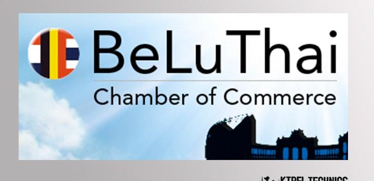 บริษัท เคทีบีอีแอล เทคนิค จำกัด ได้สมัครเข้าร่วม เป็นสมาชิก BELUThai