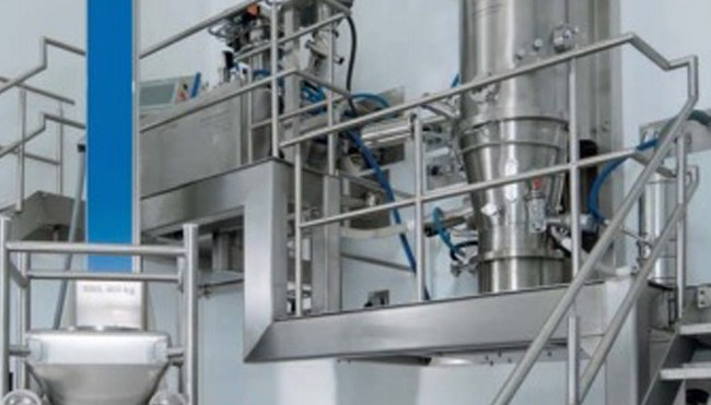 Fluid bed processing for blending, granulation, drying, pelletizing and Coating Process filters