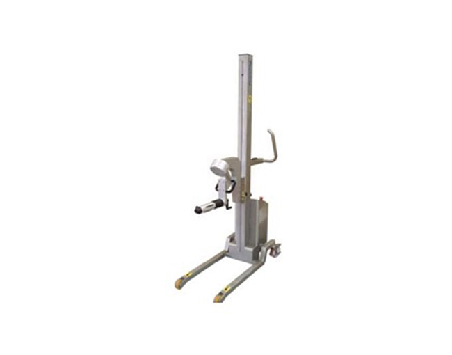 "Manual 3""or 6"" Vertical Spindle Attachment"
