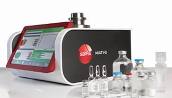 Container Closure Integrity Testing – Sepha Multi-Q (vials, syringes, ampoules)