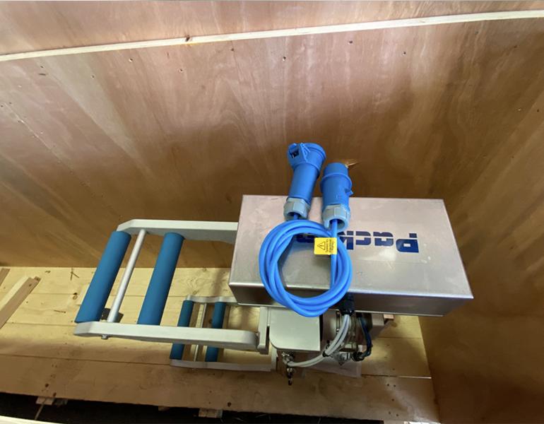 PACKLINE lifter installation at JDE (Thailand) Co.,Ltd.
